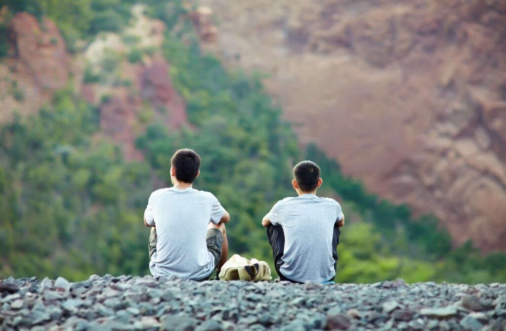Osoby nieheteronormatywne mogą doświadczać stresu mniejszościowego